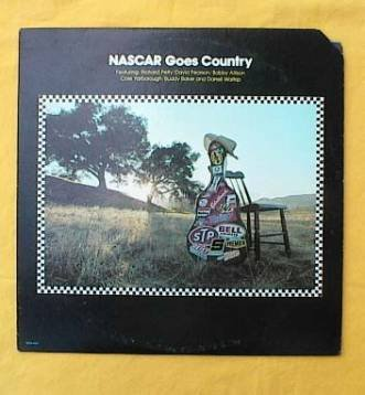 Cale Yarborough Nascar (NASCAR Goes Country)