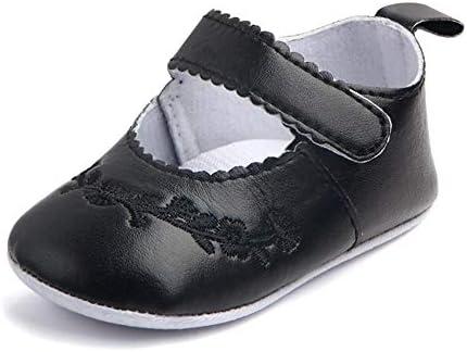 XYAN Zapatos del bebé Suave de la PU Suela Antideslizante y ...