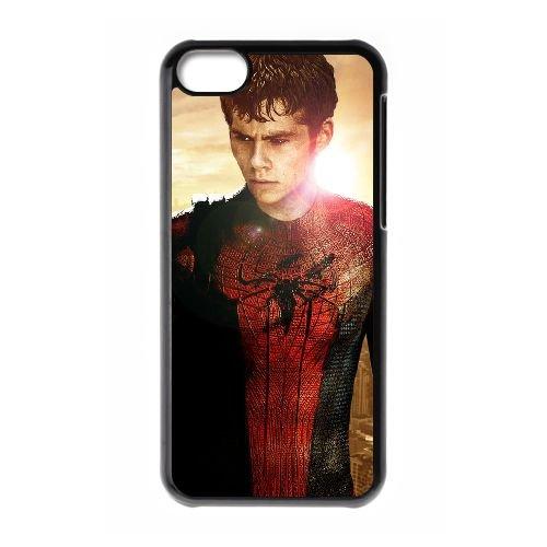 Dylan O'Brien 006 coque iPhone 5C Housse téléphone Noir de couverture de cas coque EOKXLLNCD18032