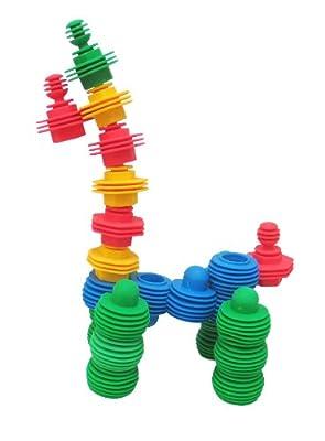 Edushape Ez-grip Flexies 60 Piece Development Toy from Edushape