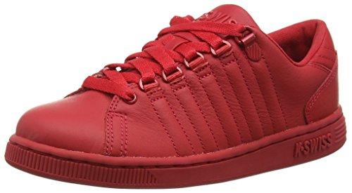 K-Swiss Lozan Iii Monochrome - Zapatillas Mujer Rojo - Red (Rbn Red/Rbn Red)