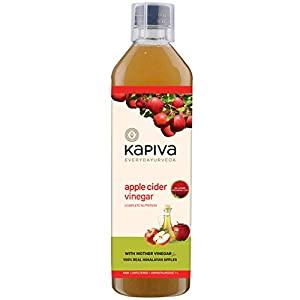 Kapiva Apple Cider Vinegar with Mother – 1L