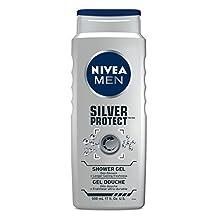 NIVEA MEN Silver Protect Shower Gel 500ml