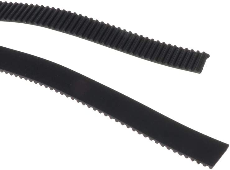 Soft And Durable B Baosity 1 Meter GT2 Timing Belt Made Of PU Material With Steel Core For 3D Printers 10mm