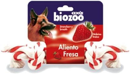 Biozoo - Hueso De Cuerda Aliento Fresa