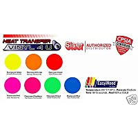 Siser Easyweed 15 X 5 Yards - Fluorescent Colors Only