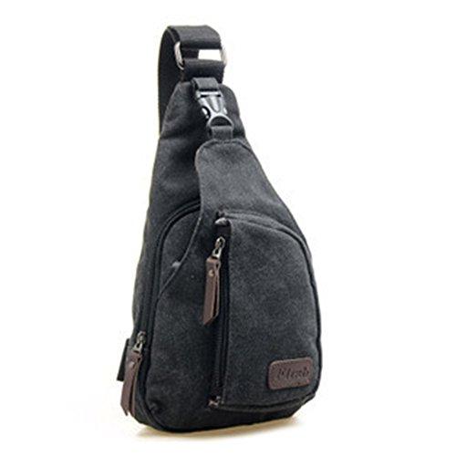 Travel Chest Bags Camping Backpack Crossbody Shoulder Sling Outdoors Black Business Women For Men Bag Bag vX07dv