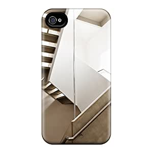 AGBgoW9464 Case Cover, Fashionable Iphone 4/4s Case - Stairs Designs