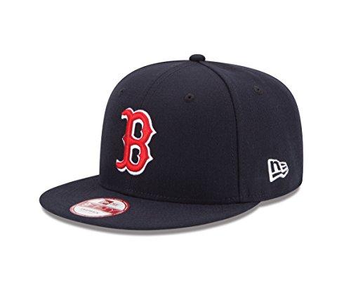 MLB Boston Red Sox Baycik Snap 9Fifty Cap-SM New Era 9fifty Snap
