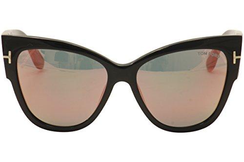 9b5f045538 Tom Ford TF371 Cateye Sunglasses Anoushka FT371 - Buy Online in Oman ...