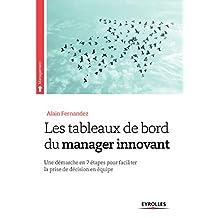 TABLEAUX DE BORD DU MANAGER INNOVANT (LES)