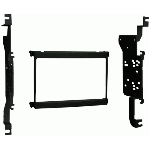 (Metra 95-8157B Double DIN Installation Kit for 1992-2000 Lexus SC300 and SC400 (Black))