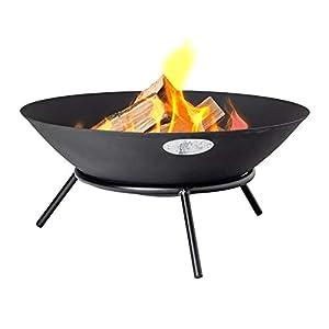 Harbour Housewares Cast Iron Fire Pit 56cm
