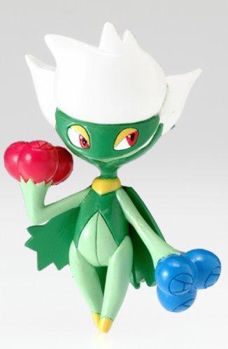 """Takaratomy Roserade (MC-91): Pokemon Monster Collection 2"""" Mini Figure"""
