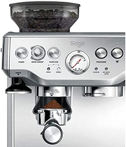 Sage Barista Express Máquina espresso - Cafetera (Máquina espresso ...