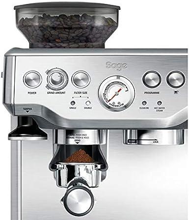 Sage Barista Express Máquina espresso - Cafetera (Máquina espresso): Amazon.es: Hogar