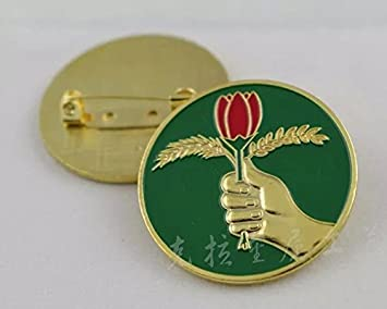 Amazon com : Custom metal badge medal badge brooch badge badge medal