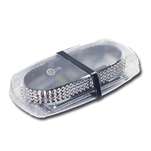 Custom Autos 54x LED Emergency Service Vehicle Deck Grill Warning Light – 1 Set / Amber (Custom Auto Lights)