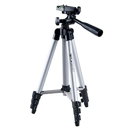 BD Aluminium Alloy Lightweight Camera Camcorder Tripod for C