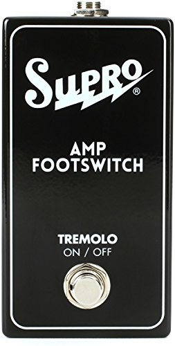 Supro SF1 Tremolo On/Off Switch for Dual-Tone, Coronado and Black Magick