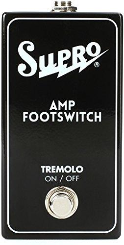 Supro SF1 Tremolo On/Off Switch for Dual-Tone, Coronado and Black Magick by Supro