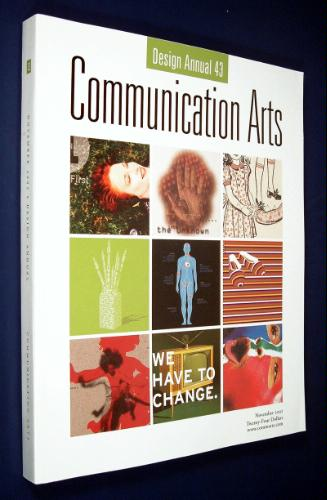 Communication Arts, Design Annual 43: Vol. 44, No. 6, November 2002 ebook