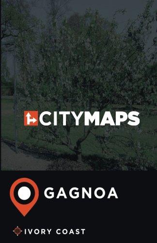affordable City Maps Gagnoa Ivory Coast