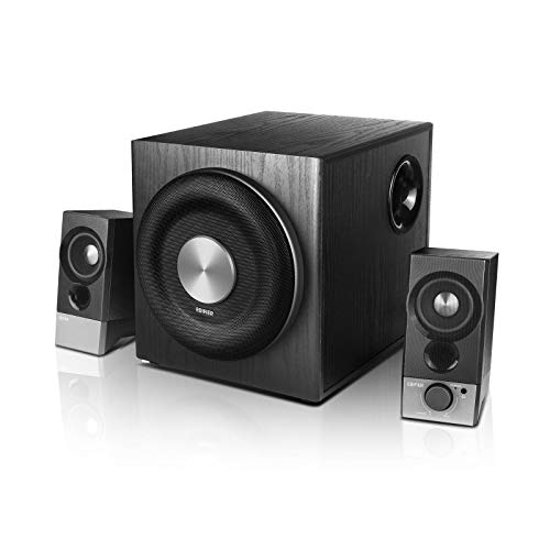 Edifier USA 2.1 System - Certified 200 RMS
