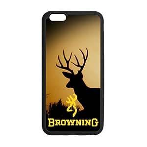 Qezi Browng Cutter Logo Deer Design iPhone 4s