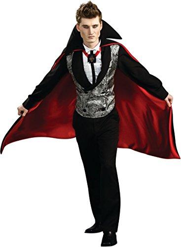 Rubie's Costume Nightfall Vampire Costume, Standard -