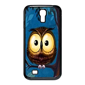 Smart Owl Case Cover Best For SamSung Galaxy S4 Case KHR-U539294