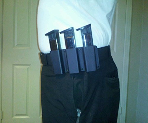 3 Magazine pouch fits SIG P320 & P250, 9mm & .40cal. mags...