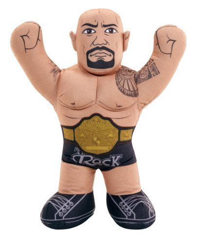 WWE Championship Brawlin 'Buddies: The Rock by Mattel