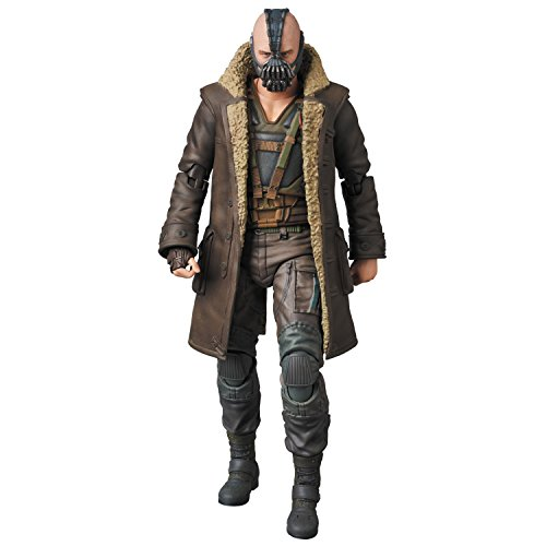 Batman Dark Knight Rises Bane Mask (Medicom The Dark Knight Bane MAF Ex Action)