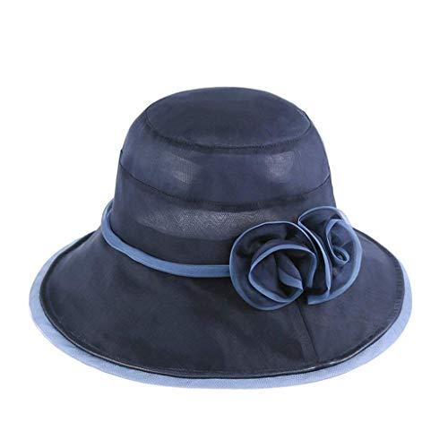 Aire De Hat Plegable uv Sol A Libre Mujer A color Protector Al Willsego B Solar Tamaño Verano Sombrero color Viaje Anti Cool Para aq65P