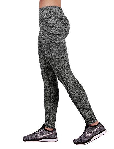 ODODOS Power Flex Yoga Pants Tummy Control Workout Running 4 way Stretch Yoga Pants With Hidden (Dallas Cowboys Clearance)