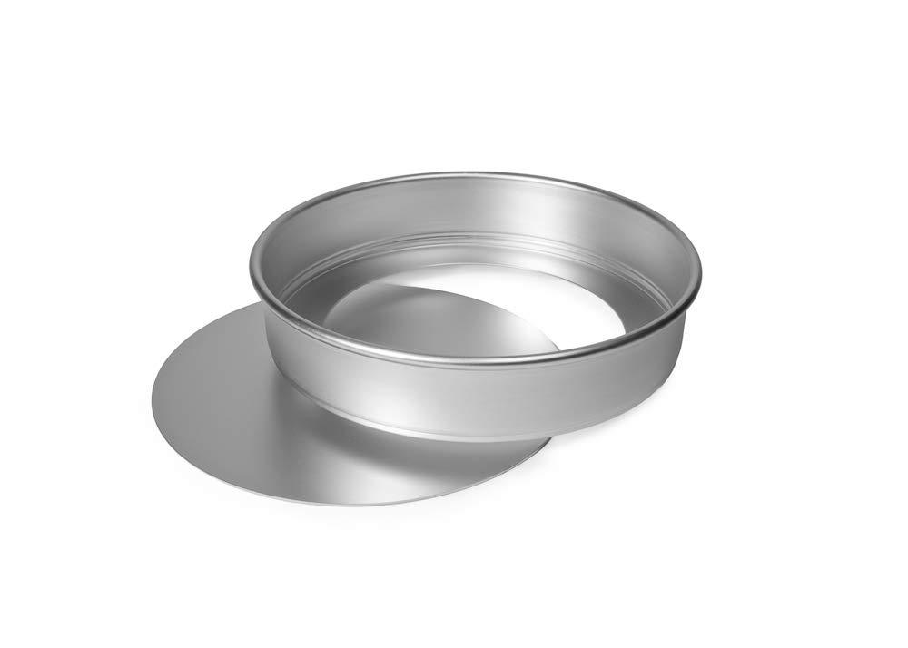 Alan Silverwood Delia Smith Silver Anodised Aluminium Sponge Cake Tin loose base 8//20cm 97084 loose base 8//20cm 97084 95084