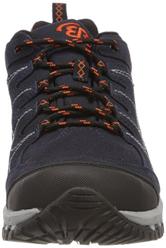 Marine Rise de Adulto Mount Low Marine Orange Senderismo Bruetting Shasta Zapatos Unisex Azul Orange qw7pcX86X