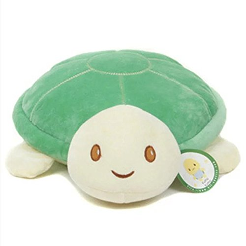 Lovely Plush Toy Turtle Figurine Doll Soft Stuffed Doll Lovers Turtle Kids Children Adult Plush Toys,Great Valentine's Day Gift Christmas Gift Birthday Gift for Boys and Girls(11.8in)