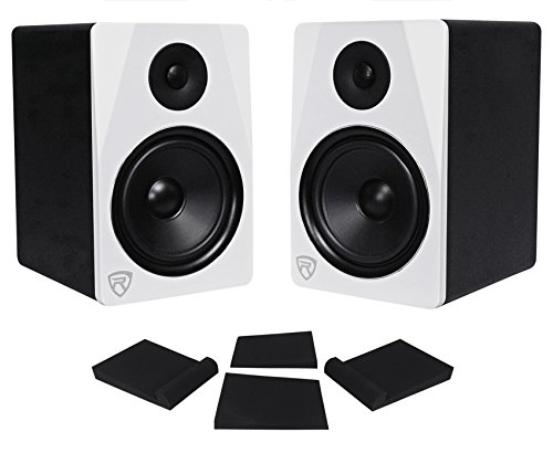 Studio Monitor Cabinet - Pair Rockville APM8W 8