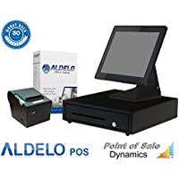 Restaurant Point of Sale System Featuring Aldelo POS Software