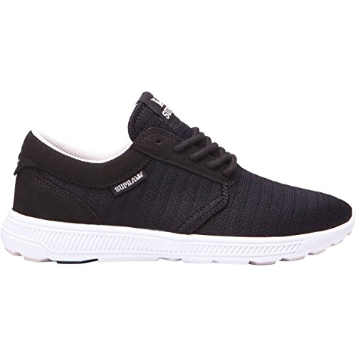 Supra Women's Hammer Run Trainers, Black (Black/Pink-White 071), 6 UK