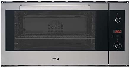 Fagor 6H-936BX - Horno (Medio, Horno eléctrico, 89 L, 89 L, Acero ...
