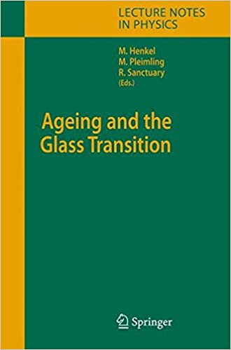 Read Ageing and the Glass Transition (Lecture Notes in Physics) PDF