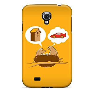 For ArtCart Galaxy Protective Case, High Quality For Galaxy S4 Priorities Skin Case Cover