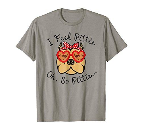 Pit Bull Terrier T-shirt - Pitbull Terrier T-Shirt for Pittie Moms