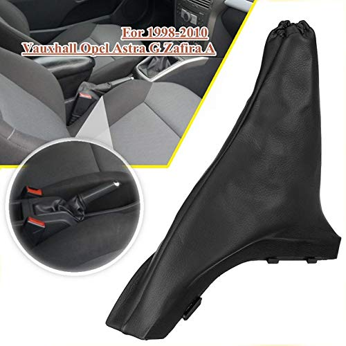 KKmoon Car Gear Shift Stick Gaiter Boot PU Leather Dust-proof Cover for Honda Civic