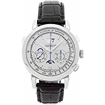 A. Lange & Sohne Datograph mechanical-hand-wind mens Watch 410.025FE (Certified Pre-owned)