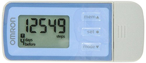 Omron Tri-Axis Pedometer with USB ()