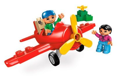 LEGO DUPLO LEGOVille My First Plane 5592